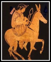 """Hephaestus (Guest Post)"". Image from ""The Shield of Achilles""."